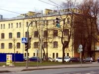 Выборгский район, улица Литовская, дом 2 ЛИТ Б. многоквартирный дом