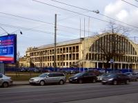 Выборгский район, улица Литовская, дом 3. здание на реконструкции