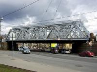 Выборгский район, улица Литовская. мост