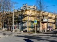 Выборгский район, Ярославский проспект, дом 32. многоквартирный дом