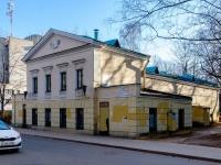 Выборгский район, Ярославский проспект, дом 55. многофункциональное здание