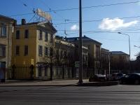 Калининский район, академия Михайловская военная артиллерийская академия, улица Комсомола, дом 22