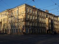 улица Комсомола, дом 51. многоквартирный дом