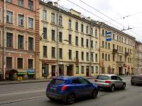улица Академика Лебедева, дом 11-13. многоквартирный дом