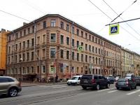улица Академика Лебедева, дом 15. многоквартирный дом