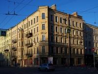 улица Академика Лебедева, дом 17. многоквартирный дом