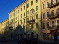 улица Академика Лебедева, дом 19. многоквартирный дом