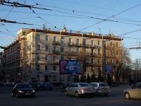 Калининский район, улица Академика Лебедева, дом 31. многоквартирный дом