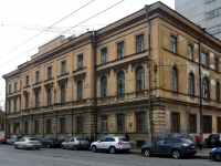 улица Академика Лебедева, дом 33. многоквартирный дом