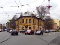 улица Академика Лебедева, дом 10Д ЛИТ А. многоквартирный дом