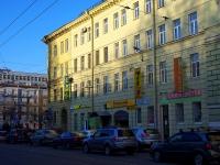 Калининский район, улица Академика Лебедева, дом 21. многоквартирный дом