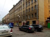 Финский переулок, дом 3. многоквартирный дом