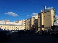 Калининский район, Финский переулок, дом 9. многоквартирный дом