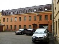 Калининский район, улица Бобруйская, дом 4. суд Калининский районный суд