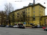 улица Боткинская, дом 4. многоквартирный дом