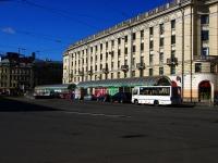 Калининский район, улица Боткинская, дом 2Б. магазин