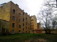 Калининский район, улица Комиссара Смирнова, дом 4А ЛИТ А. многоквартирный дом