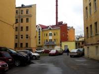 Калининский район, улица Комиссара Смирнова, дом 4 к.2. многофункциональное здание