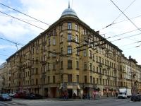 Калининский район, улица Комиссара Смирнова, дом 6. многоквартирный дом