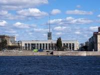 Калининский район, площадь Ленина, дом 6. вокзал Финляндский