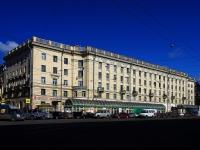 Калининский район, площадь Ленина, дом 8. многоквартирный дом