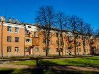 Кировский район, Тракторная ул, дом12