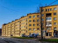 Кировский район, Швецова переулок, дом 10. многоквартирный дом
