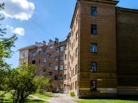 Кировский район, улица Швецова, дом 4. многоквартирный дом