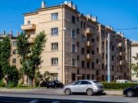 Кировский район, улица Швецова, дом 6. многоквартирный дом