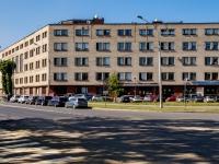 Кировский район, улица Швецова, дом 23 ЛИТ Б. офисное здание