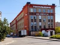 Кировский район, улица Швецова, дом 41 к.1. офисное здание