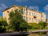 Кировский район, улица Косинова, дом 5. многоквартирный дом