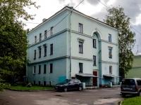 Кировский район, улица Косинова, дом 13. многоквартирный дом