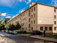 Кировский район, улица Косинова, дом 14 к.1. многоквартирный дом