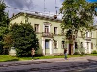 Кировский район, улица Косинова, дом 15. многоквартирный дом