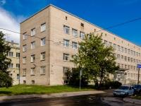 Кировский район, улица Косинова, дом 17. поликлиника №23