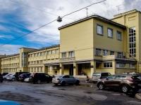 Кировский район, улица Косинова, дом 19. поликлиника №14