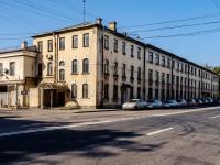 Кировский район, улица Двинская, дом 6. офисное здание