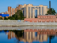 Кировский район, улица Двинская, дом 8 к.3 ЛИТ А. многоквартирный дом