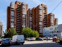 Кировский район, улица Двинская, дом 10 к.5. многоквартирный дом
