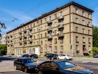Кировский район, улица Двинская, дом 11. многоквартирный дом
