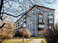 Кировский район, улица Двинская, дом 4 к.3. многоквартирный дом
