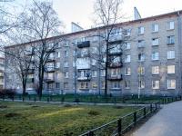 Кировский район, улица Двинская, дом 4 к.4. многоквартирный дом