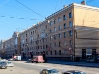 Кировский район, улица Двинская, дом 10. многоквартирный дом