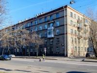 Кировский район, улица Двинская, дом 14. многоквартирный дом