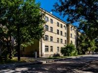 Кировский район, улица Метростроевцев, дом 2. многоквартирный дом