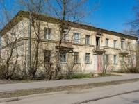 Кировский район, улица Зои Космодемьянской, дом 23. многоквартирный дом