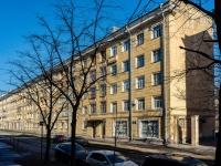 Кировский район, улица Зои Космодемьянской, дом 3. многоквартирный дом