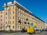 Кировский район, улица Зои Космодемьянской, дом 5. многоквартирный дом
