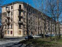 Кировский район, улица Зои Космодемьянской, дом 6 к.2. неиспользуемое здание